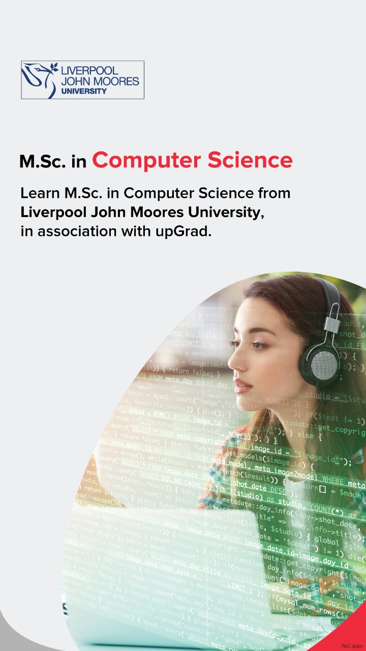 MSc Computer Science Course