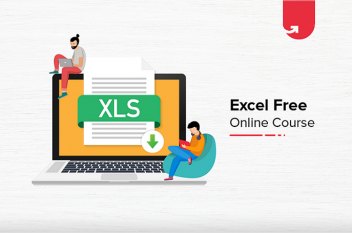 Excel Free Online Course with Certification [2021]