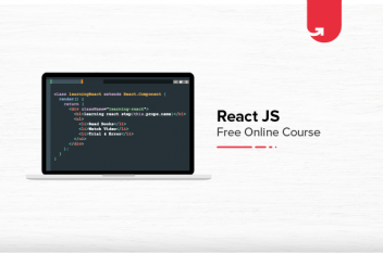 React JS Free Online Course with Certification [2021]