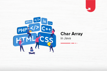 Char Array in Java | Java Character Array