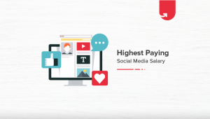 Top 10 Highest Paying Social Media Salary in India [2021]