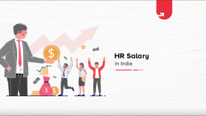 HR Salary in India