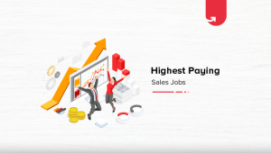 Highest Paying Sales Jobs in India in 2021 [Average to Highest]