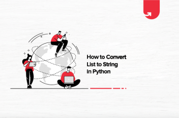 How to Convert List to String in Python?