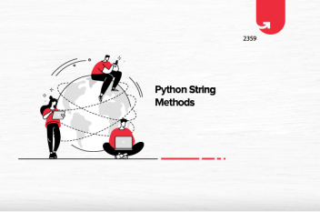 Top 10 Python String Methods[With Examples]